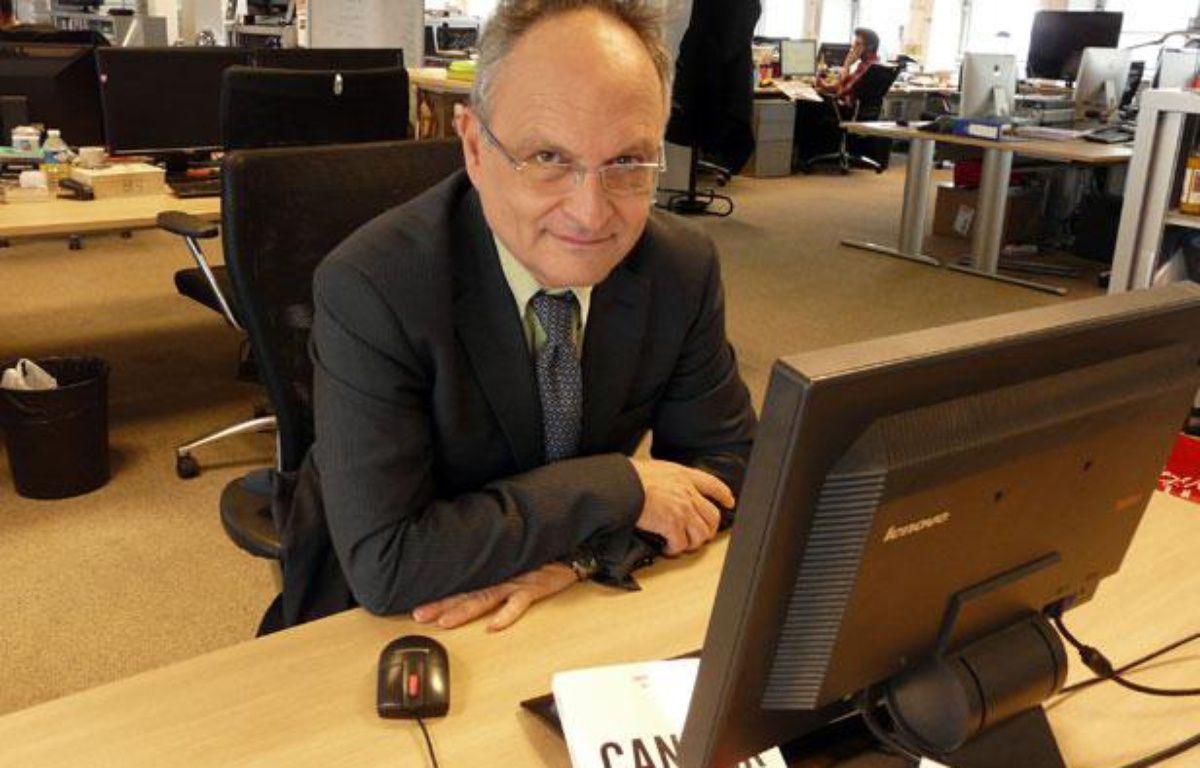 Le cancérologue Laurent Schwartz – C.GONTHIER // 20 MINUTES