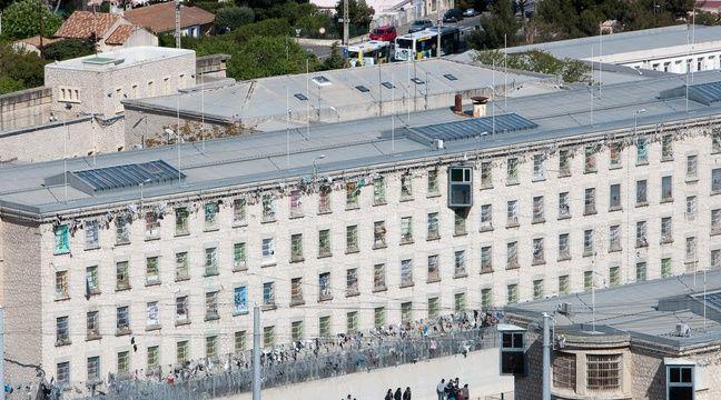 Marseille manifestation des surveillants des baumettes - Le journal de marseille ...