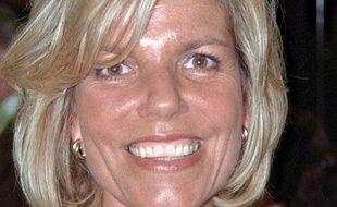 Photgraphie non datée de la journaliste de France 3, Caroline Sinz, qui dit avoir été attaquée et sexuellement agressée place Tahrir, au Caire, le 24 novembre 2011.