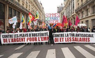 Contrairement à leurs voisins européens, les salariés français sont davantage préoccupés par le maintien de leur pouvoir d'achat que par la montée du chômage.