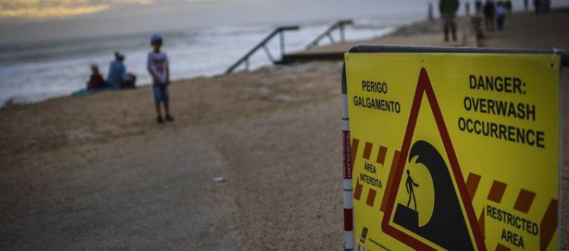 La tempête Leslie a touché le Portugal et arrive sur l'Espagne