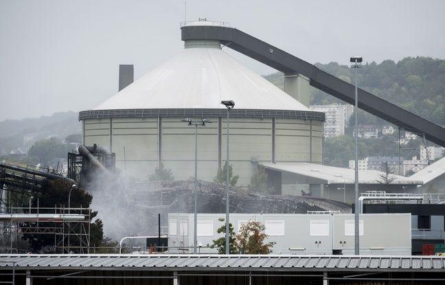 Incendie de l'usine Lubrizol à Rouen : L'enlèvement des fûts à risque reporté «en principe» à mercredi