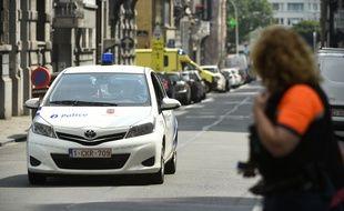 Trois personnes, dont deux policiers, ont été tués ce mardi à Liège