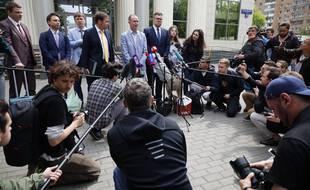La justice a désigné mercredi 9 juin comme extrémistes, les organisations de Alexeï Navalny et a ordonné leur liquidation.