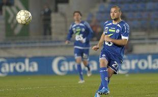 Recruté  en janvier 2011, Stéphane Noro a inscrit 8 buts et délivré 9 passes décisives en 20 matchs de National. (Archives)