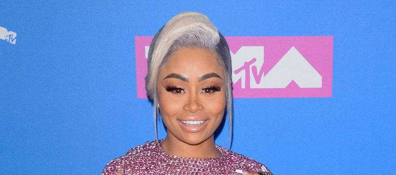 L'instagrammeuse Blac Chyna aux MTV VMA 2018