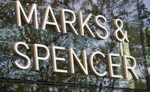 L'enseigne Mark and Spencer compte fermer 7 de ses 18 magasins français