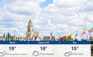 Météo Caen: Prévisions du dimanche 5 juillet 2020