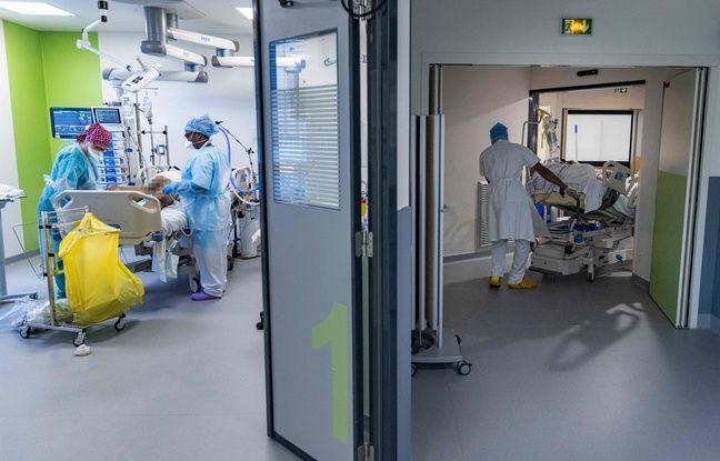 Coronavirus: Plus de 8.000 personnes désormais hospitalisées en France