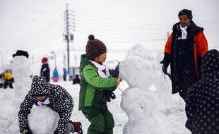 La localité d'Iiyama au Japon a battu le record mondial du nombre de bonshommes de neige réalisés en une heure.