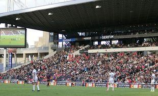 Le LOU a débuté sa saison de Top 14 contre Brive, le 2 septembre au Matmut Stadium de Gerland.