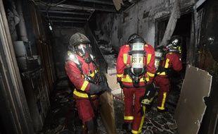 Un incendie dans un immeuble de 2 étages s'est délcaré à Sevran le 12 novembre vers 4h du matin. 23 personnes ont été blessées dont 3 gravement.