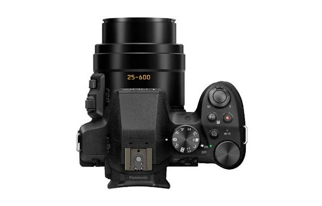 Zoom 24x pour le Panasonic FZ300.