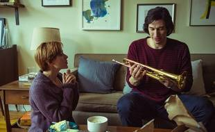 Adam Driver dans Marriage Story de Noah Baumbach