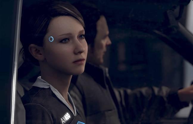 Kara, une androïde de maison qui va tout faire pour sauver une petite fille.