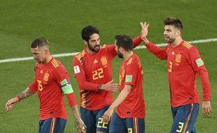 Les Espagnols ont du mal avec les pays hôtes