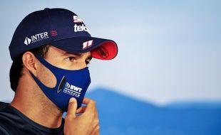 Sergio Perez a été testé positif au Covid-19.