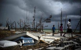 La tempête tropicale Humberto s'approche du nord de l'archipel des Bahamas déjà dévasté début septembre par l'ouragan Dorian.