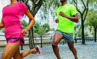 Aujourd'hui, le look est de plus en plus important lorsque l'on part pour un run.