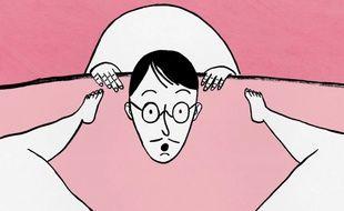 Capture d'écran de «Clitoris», le court-métrage d'animation