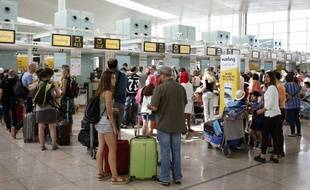 Vueling a annulé 66 vols en raison de la grève des contrôleurs aériens en France le 5 juillet 2016
