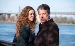 Les acteurs Nicole Kidman et Hugh Grant dans «The Undoing»