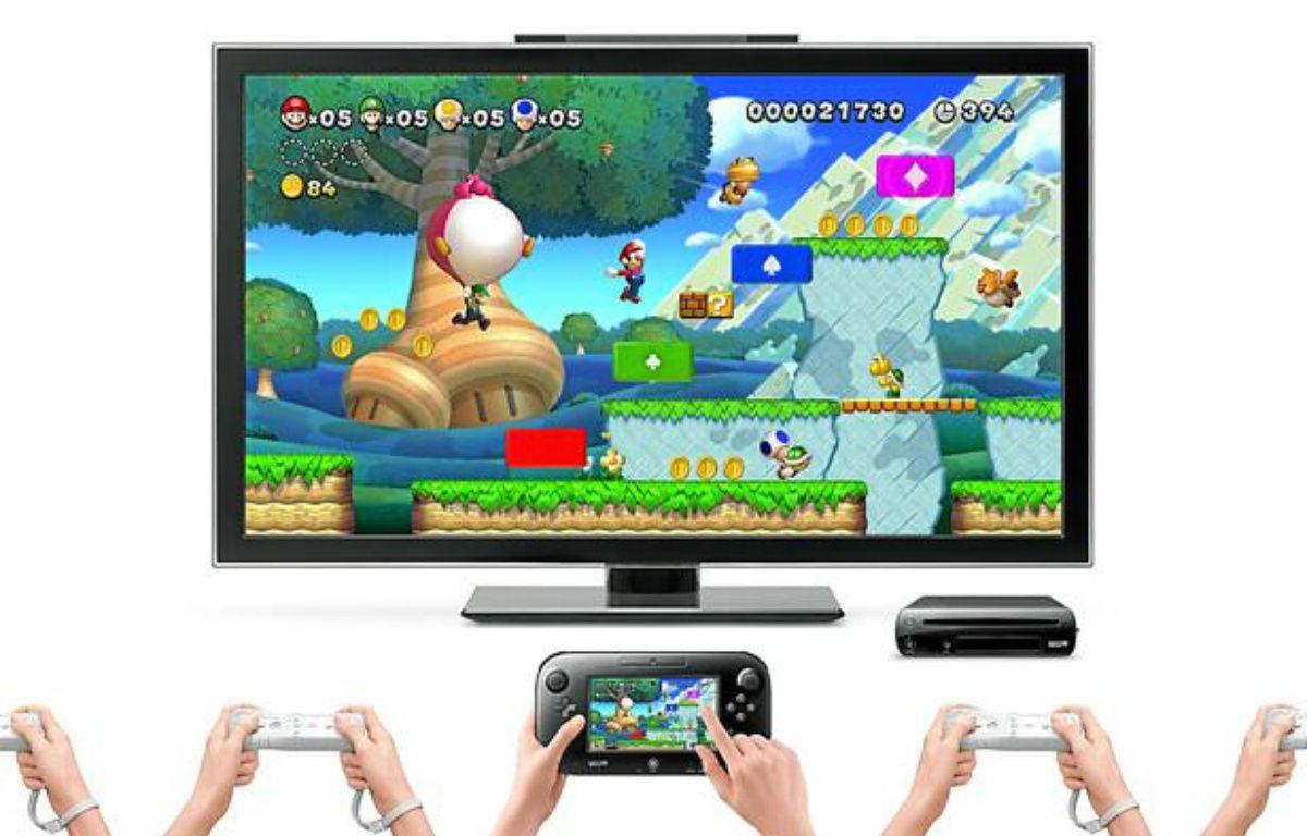 La Wii U de Nintendo. – Nintendo
