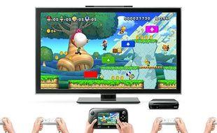 La Wii U de Nintendo.