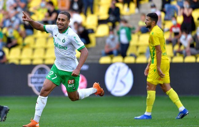 ASSE: Les Verts savourent «l'ascension de folie» d'Yvann Maçon, passé de N3 à la Ligue 1 en deux ans
