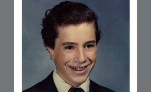 Stephen Colbert jeune.