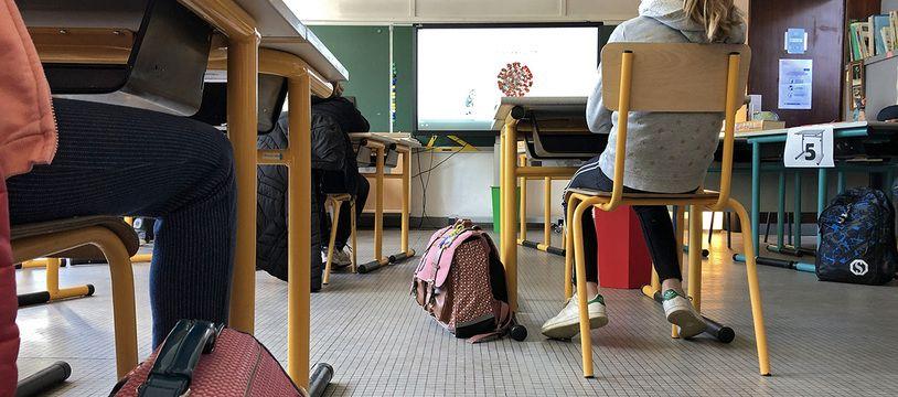 Les fournitures scolaires seront gratuites à Lille dès la rentrée 2021 (illustration).