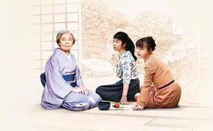 Dans un jardin qu'on dirait éternel (2020) deTatsushi Ōmori