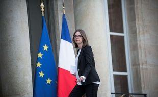 Aurore Bergé, députée et porte-parole LREM. (Illustration)