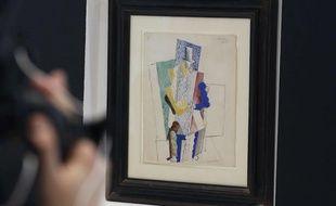 L'homme au Gibus de Picasso vaut un million de dollars.