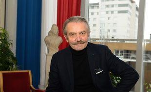 Frédéric Thiriez au poil