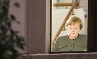 Angela Merkel joue gros ce dimanche.