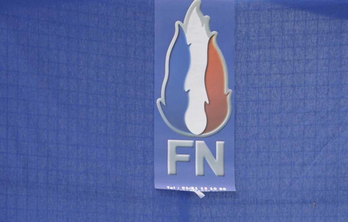 Logo du FN – DAMOURETTE/SIPA