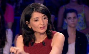 Jeannette Bougrab dans l'émission d'ONPC le 16 mai.