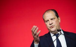 Conférence de presse de Jean-Christophe Cambadélis, le 29 mai 2015.