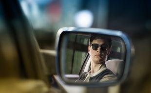 Ansel Egort dans Baby Driver d'Edgar Wright