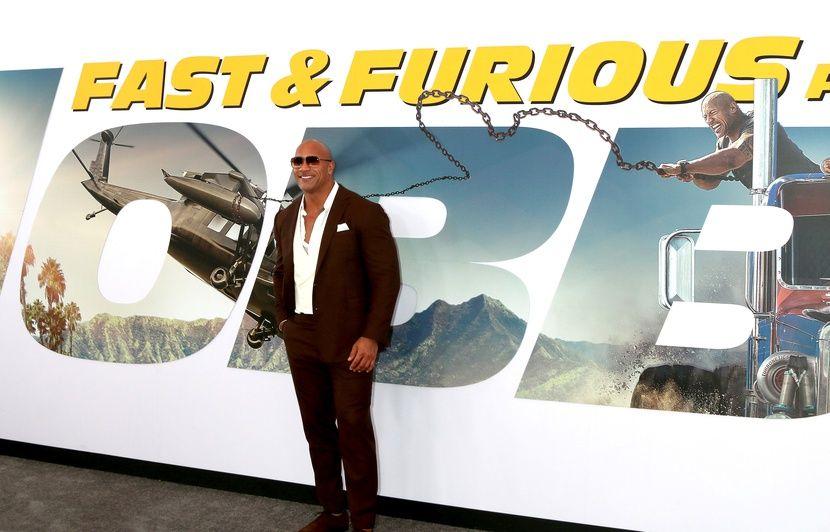 VIDEO. The Rock est une nouvelle fois l'acteur le mieux payé d'Hollywood