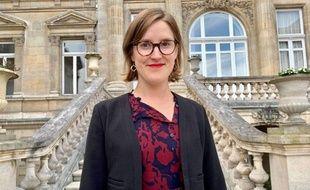 Johanna Buchter est sous-préfète de Roubaix.