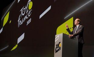 Le directeur du Tour de France, Christian Prudhomme a dévoilé le tracé du Tour 2020.