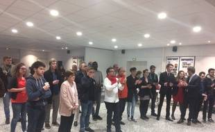 Les militants du PS du Nord attendent les résultats