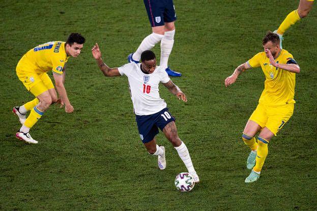Le match Ukraine-Angleterre a été marqué par un incident technique.