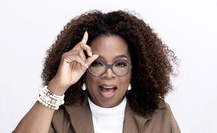 La reine des médias américains, Oprah Winfrey