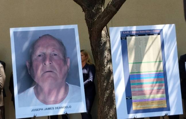 20 Minutes, Californie: Le «tueur du Golden State», auteur de multiples viols et meurtres, a-t-il été arrêté?