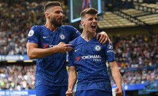 le Chelsea d'Olivier Giroud sera sur la route du Losc en Ligue des champions