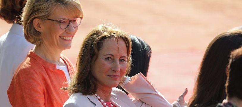 L'ex-ministre de l'Ecologie Ségolène Royal.