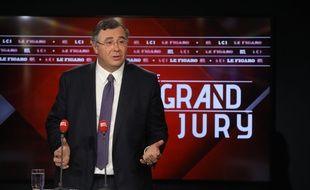 Patrick Pouyanné, invité de l'émission «Le Grand Jury», le 10 février 2019.